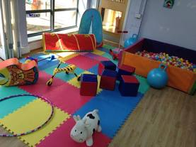Our soft play area is great for the kids in Rainham, Essex