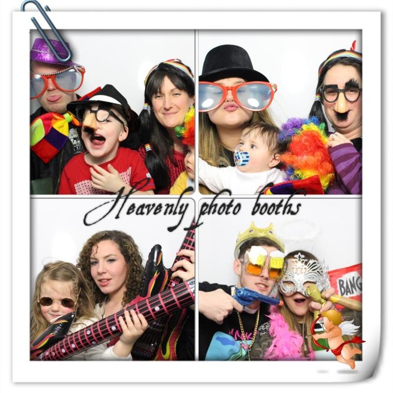 have a go in our photo booth!